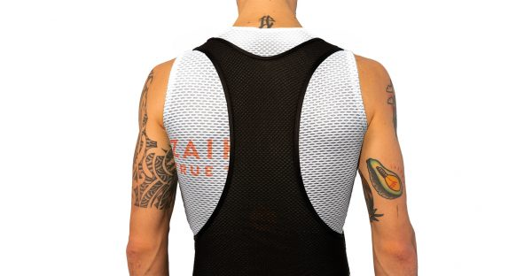 cycling apparel bike clothing base layer white fluor zaiklin